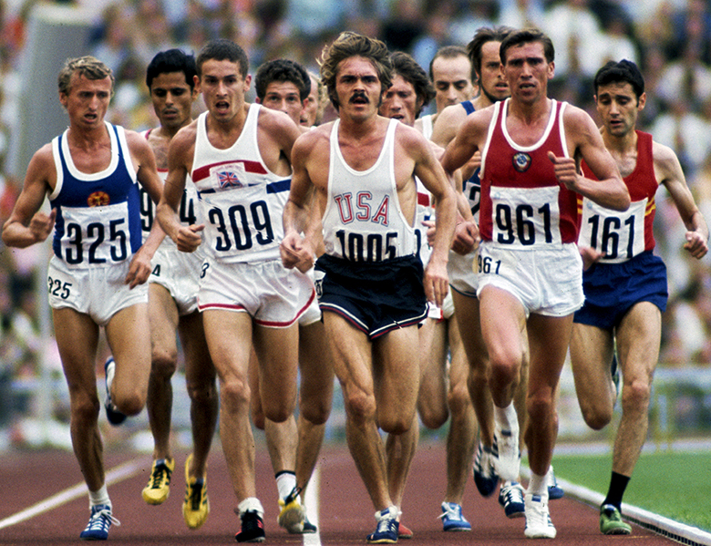 A melhor corrida do mundo Steve Prefontaine